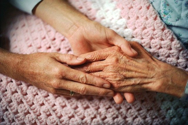 Understanding the work of hospice chaplains