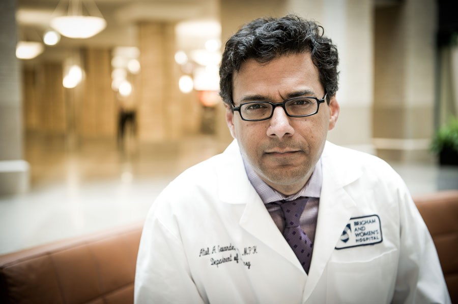Atul Gawande, MD, author of best-selling book Being Mortal. Join JSSA for a free screening of the Being Mortal documentary.