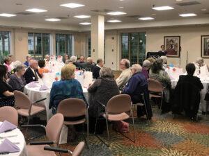 JSSA Volunteer Appreciation event 2017
