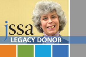 JSSA Legacy Donor Jane Rosov