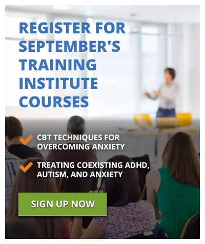 Sign Up for September Training Institute Courses