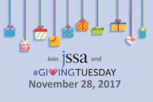 JSSA partnering with #GivingTuesday to raise money for Give-a-Gift campaign
