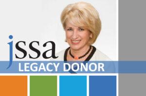 JSSA Legacy Donor Candi Kaplan