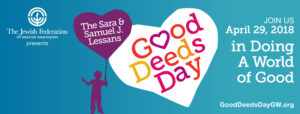 Good Deeds Day 2018 JSSA