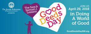 Good Deeds Day 2018 JSSA