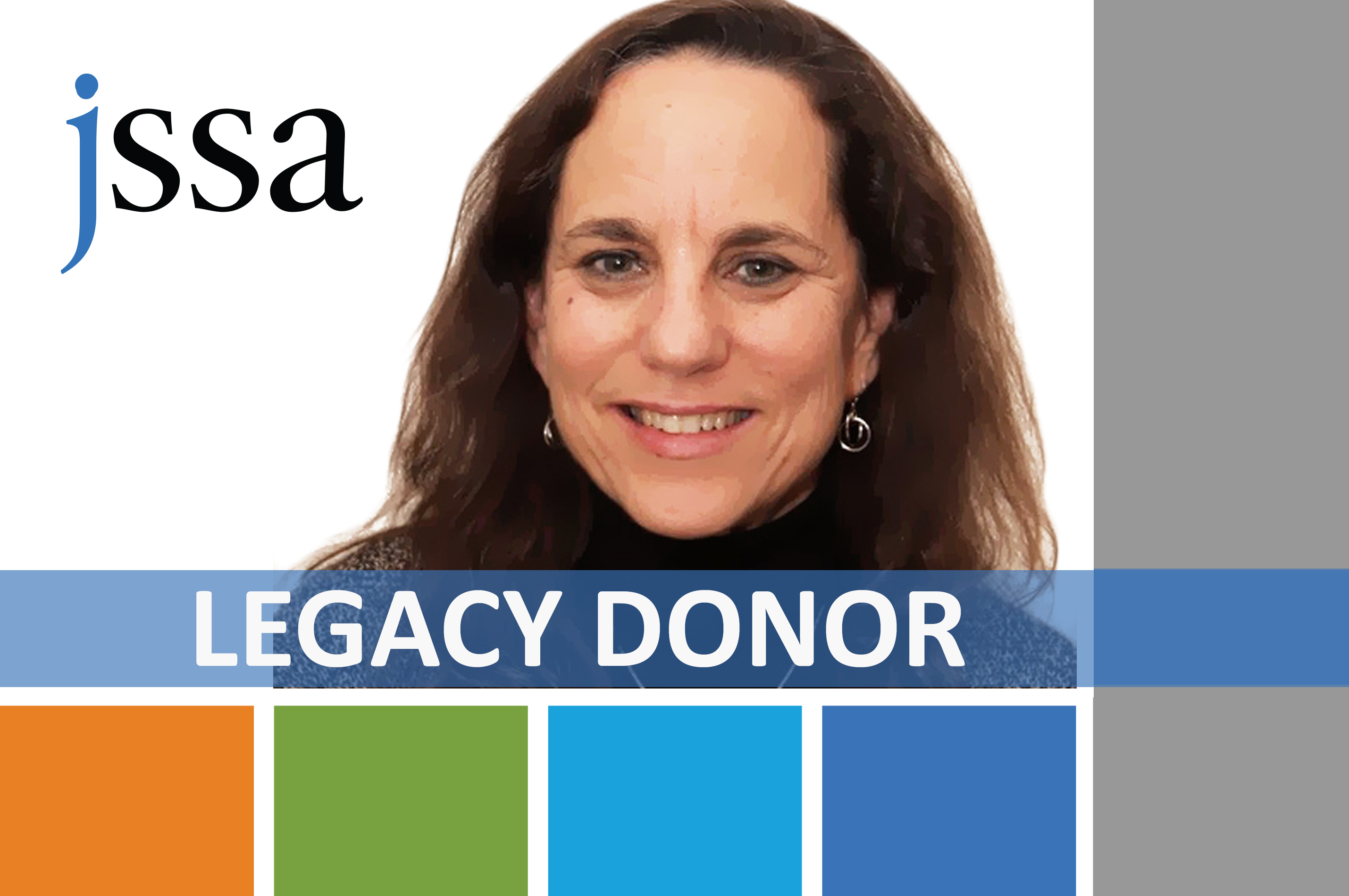 JSSA Legacy Donor Harriet Tritell
