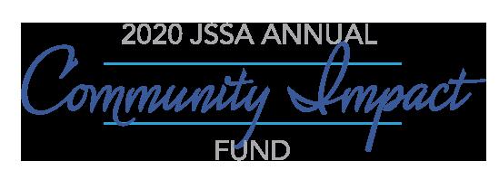 2020 JSSA Annual Community Impact Fund