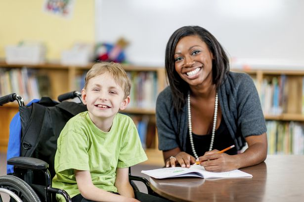Support Group for Parents of Elementary and Middle School Aged Children with Special Needs