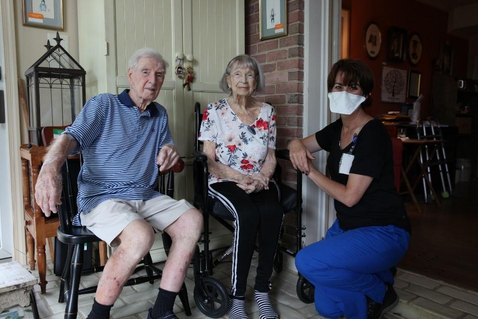 National Hospice & Palliative Care Month – JSSA Hospice Success Story