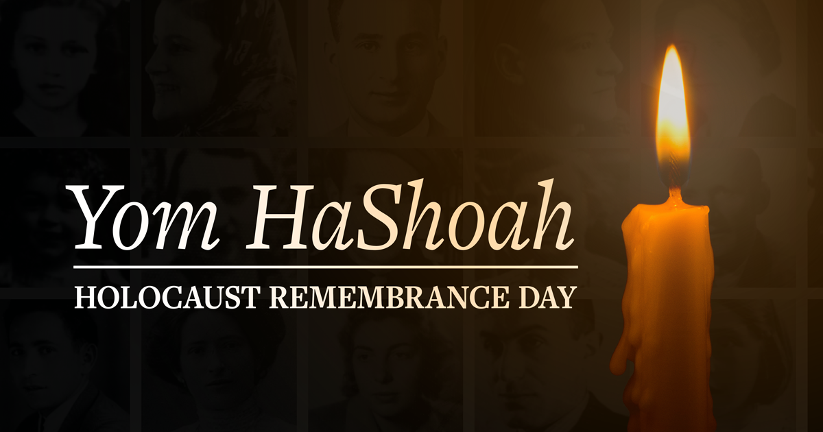 Yom Hashoah Panel Discussion – In Case You Missed It!